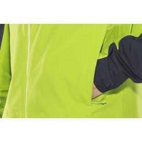Salomon La Cote 2L Jacket Herren night sky/greenery